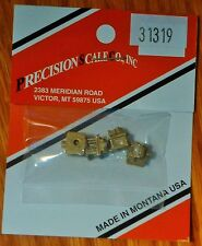 Precision Scale HO #31319 Journals, Plain Bearing, for: Trailing Truck (Brass)