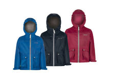 Regatta Malham Kids Waterproof Hooded Fleece Lined Jacket