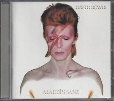 "David Bowie- Promo Stamp, CD ""Aladdin Sane"" Virgin Record 1999 Rare!"