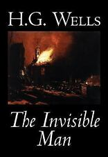 The Invisible Man by H. G. Wells, Fiction, Classics, Science Fiction (Hardback o