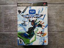 ANTIGRAV Sony Playstation 2 PS2 w/ EYE TOY, New in Box, Factory Sealed!