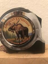American Expedition 25 FOOT TAPE MEASURE ELK NEW AND FREE SHIPPING