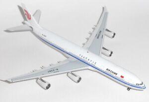 Airbus A340-300 Air China Aviaiton 400 Diecast Model Scale 1:400 AV4003 B-2387 G