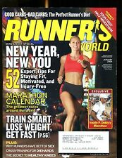 Runner's World Magazine January 2004 P. Diddy EX w/ML 012717jhe