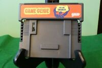 Game Genie Super NES - Game Genie ONLY!!! VG+ Condition - Guaranteed Functional