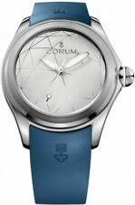 Corum 08231020-0373-OR01 Bubble Origami 47 mm Automatic Men's Watch - Blue/White