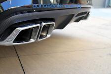 Euroteck Racing Mercedes-Benz C218 CLS63 AMG Carbon Fiber Rear Diffuser