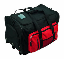 Trolley Bag The Multi-Pocket  Black Travel case 100 Litres Portwest B907