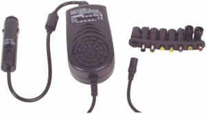 120W  laptop car power supply L40BB Mobile Energy For your laptop