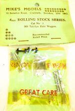 009 TALYLLYN Slate Carro 4mm mike's MODELOS CAT NO 1 emb.orig å
