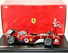F1 1/18 Michael Schumacher 2004 Ferrari F2004 Chrome 7x WC (TOBACCO) Formula 1