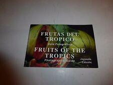 MARCIA BARAONA, ELLEN SANCHO - Frutas Del Tropico  PB 1972** Like New **281
