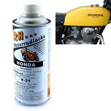 Honda CB 400 Four F-F2 Lacksatz Lack Parakeet Yellow Gelb Paint Color Kit SOHC
