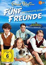 Enid Blyton: Fünf Freunde - Die komplette Serie 4 DVDs NEU OVP 26 Folgen