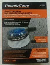 NEW Power Care Rotary Brush for Pressure Washers 3300 PSI AP31092  gas electric