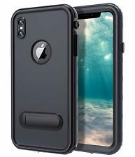 For Apple iPhone XS Max Case 360 Waterproof Shockproof Full Cover Underwater