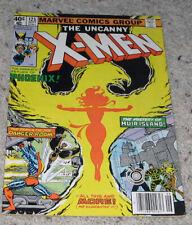 X-men 125 Proteus VF- Wolverine Nightcrawler Storm LOT MCU