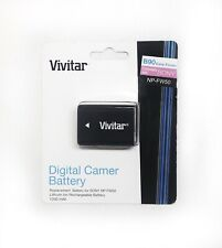 Vivitar For Sony NP-FW50 1200 mAh Lithium Ion Battery Sony Digital Camera Models