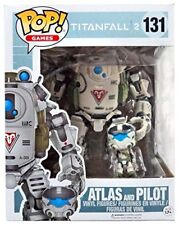Funko POP! Atlas and Pilot Gamestop Exclusive #131 Titanfall 2