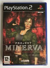 PS2 Project Minerva Professional (2005), UK Pal, Brand New & Sony Factory Sealed