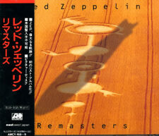 LED ZEPPELIN Remasters AMCY-168 CD JAPAN 1990 NEW