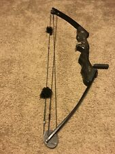 Vintage Bear Alaskan Compound Strength Hunting Bow RH Wooden Wood Grain