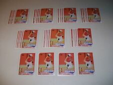 Lot of 39 Robin Ventura RC 1989 Topps #764 Chicago White Sox Oklahoma State