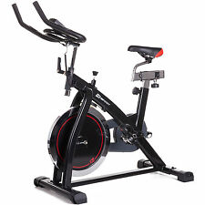 Hop-Sport Indoor Cycle HS-065IC Indoorcycling Heimtrainer Fitness Bike Speedbike