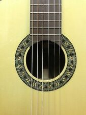 Valencia CG200 Spruce Top 'Mayan' Classical Guitar + Gig Bag + Strings