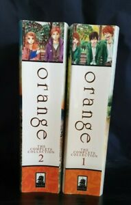 ORANGE Complete Manga 3-in-1 Vol 1 and 2