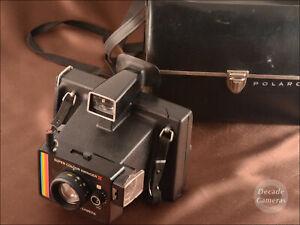 Polaroid  Colour Swinger II including Original Carry Case - Excellent - 767