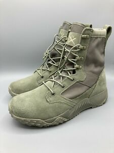 Under Armour Jungle Rat Boots Sage Green, Men's Size 8 New   (1264770-385)