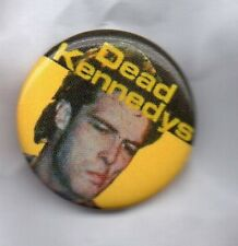 DEAD KENNEDYS BUTTON BADGE - AMERICAN  HARCORE PUNK BAND - Kill The Poor 25mm