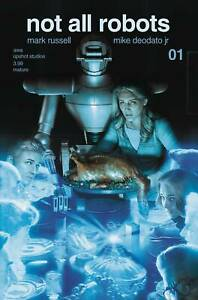 Not All Robots #1-2   Select A B Covers   AWA Comics NM 2021