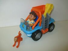 Go Diego Go To-the-Rescue Extending Rescue Lift