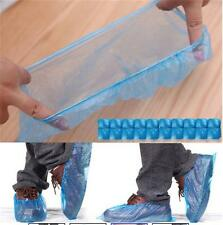 95pcs Household Rain Waterproof Disposable Shoe Covers Overshoes Boot Covers W