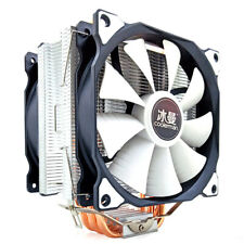 CPU Cooler 6 Heat Pipes 120mm 4 Pin PWM RGB CoolingD Fe