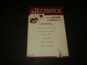Knights of Columbus Magazine  #39 - 1953 The Reformation
