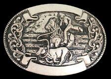 Western Cowboy Rodeo Horse Bull Rider Belt Buckle Boucle de Ceinture Buckles