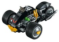 LEGO BATMAN 76110 BATCYCLE TRIKE BUILD ONLY- DC SUPERHEROES