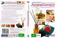 D1 A Complete Guide to Aromatherapy - Valerie Anna Worwood DVD VGC