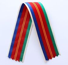 Soviet Russian Ribbon for Order of Friendship of Peoples 1930 USSR CCCP