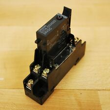 Omron G3TA-ODX02S Solid State Relay, 24VDC with Base 0415EH - USED