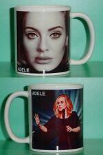 Adele Adkins - with 2 Photos - Designer Collectible Gift Mug 03