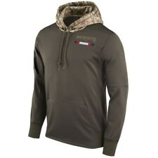 f41babdff8a0 NEW ENGLAND PATRIOTS Salute to Service Hoodie 2017 Nike NFL STS Mens  X-Large XL
