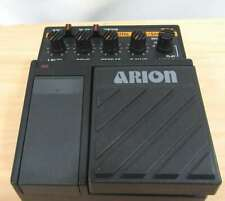 Used! ARION DDS-1 Digital Delay Sampler Guitar Effects Pedal Made in Japan