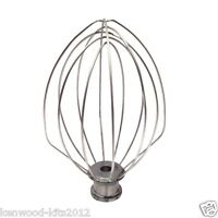 Kitchenaid Stand Mixer 5QT Genuine Replacement Bowl Lift Wire Whisk, K5AWW