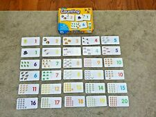 The Learning Journey Match It Counting Toy, 30 Puzzle Sets, Educational