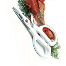 Crab Lobster Garden Craft Office Scissors Shears Snip Stainless Steel Blades New