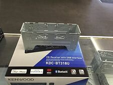Kenwood/ Jvc Radio Cage Mount Radio Can, Radio Mounting Sleeve Kdc-152 Kdc-Bt318